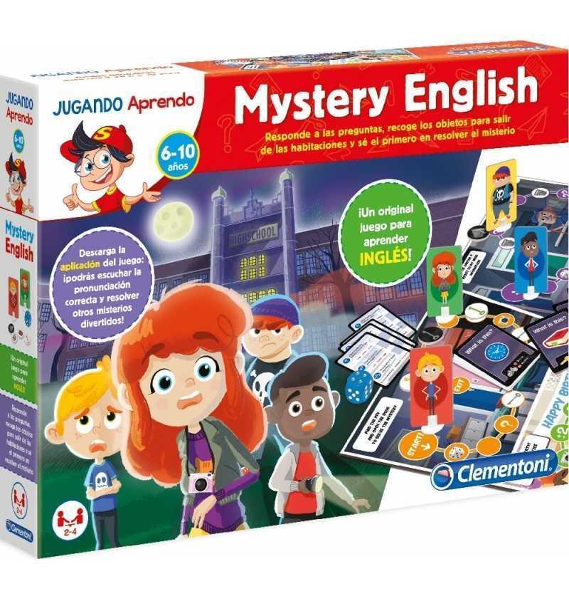 Aprende Ingles Misterio