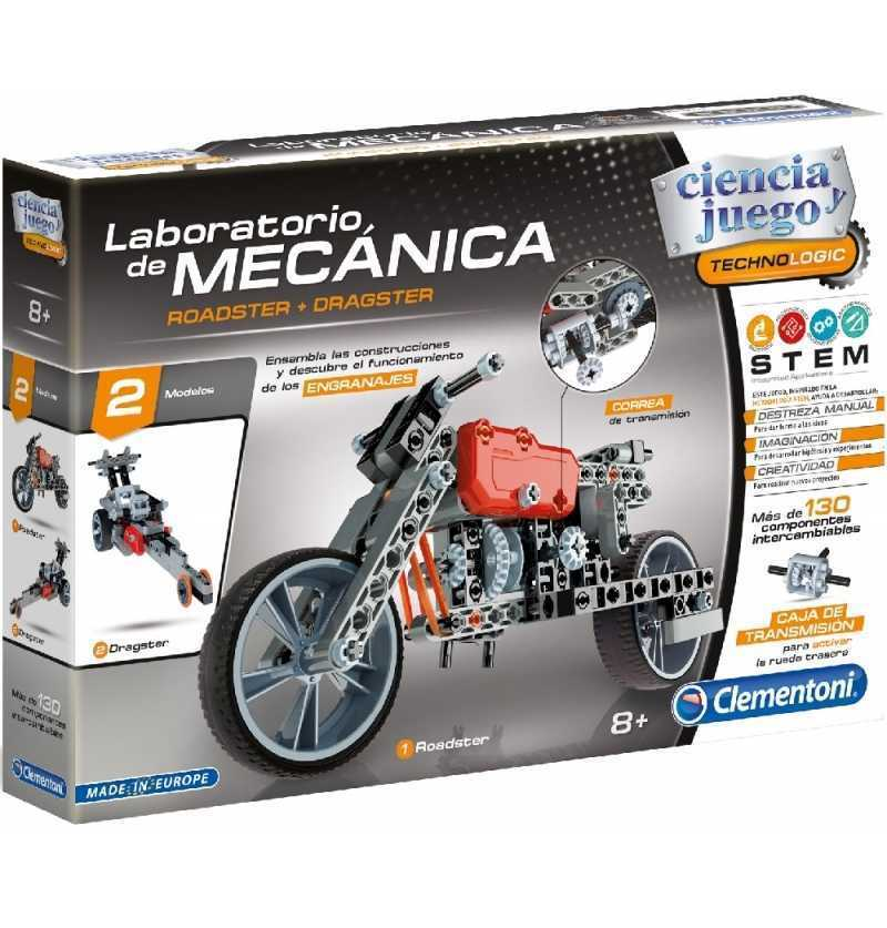 Laboratorio Mecanica Roadster