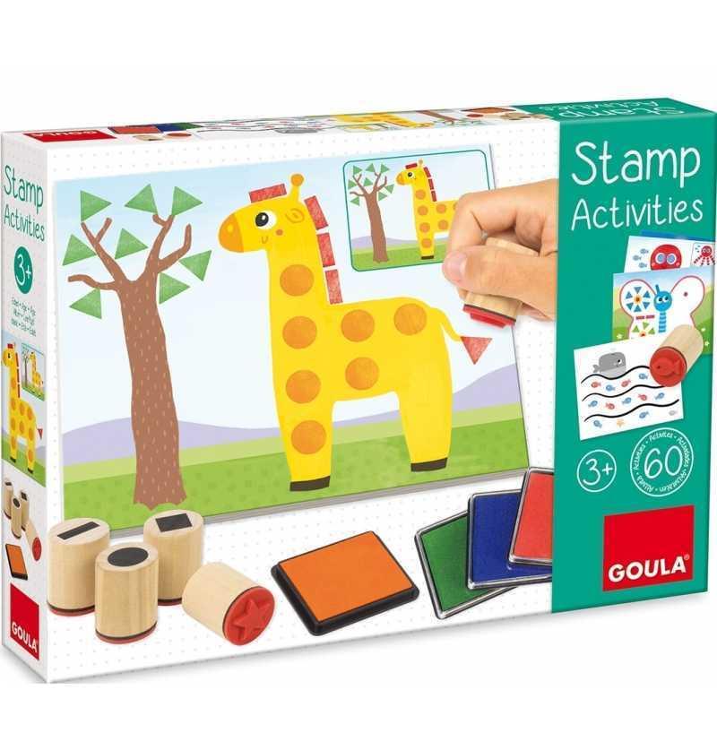 Stamp Activities Goula
