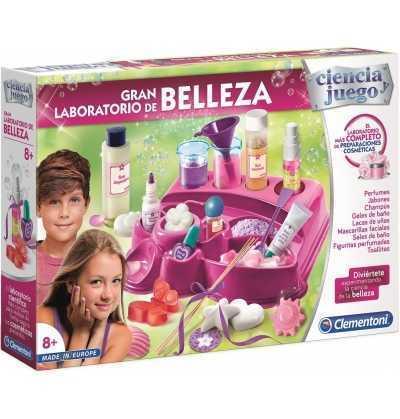 El Gran laboratorio de Belleza