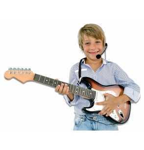 Comprar Guitarra Electrica Infantil con microfono