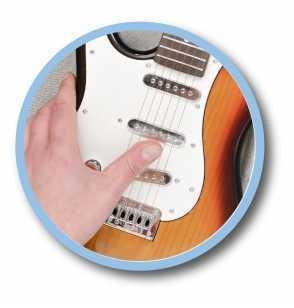 Guitarra Electrica Infantil