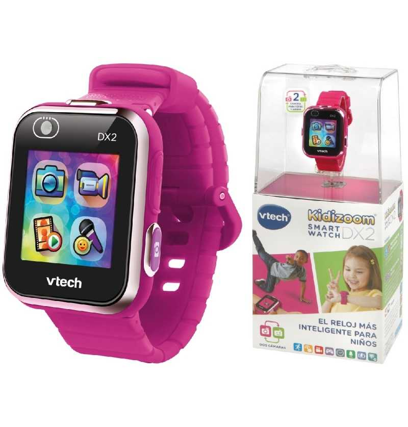 Comprar Reloj Kidizoom Smart Watch DX2 Rosa