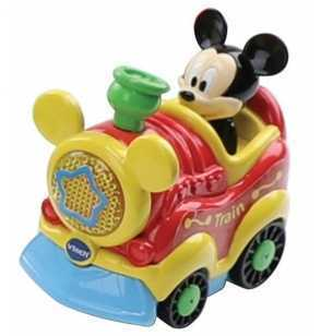 Estación de Tren Mickey Tut tut Bólidos