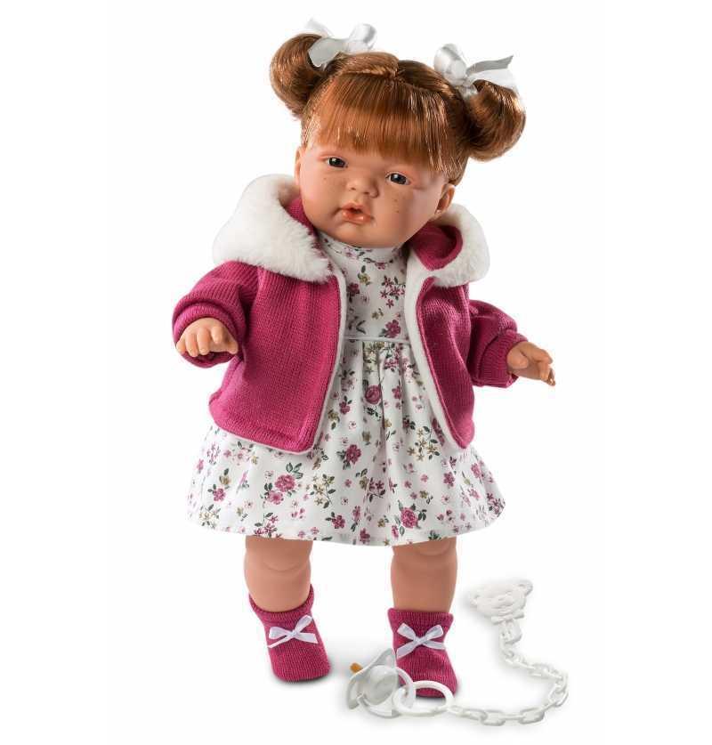 Comprar Muñeca Bebe Joelle Llorona