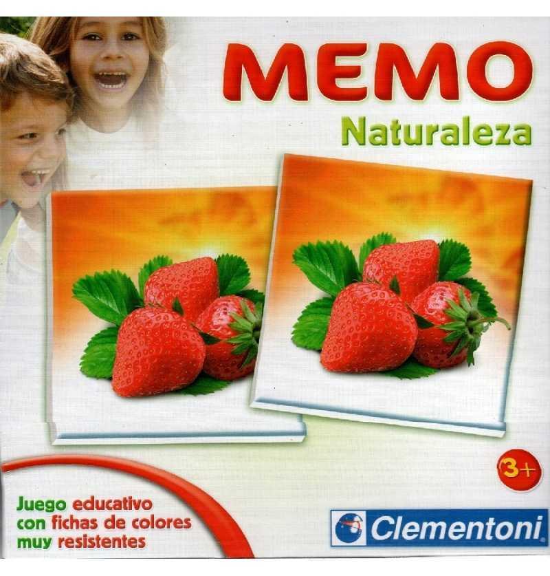 Comprar juego educativo Memoria Naturaleza Memori