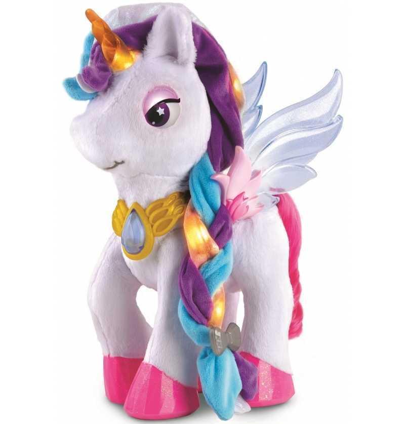 Comprar Peluche Unicornio Mila y su Maquillaje Mágico