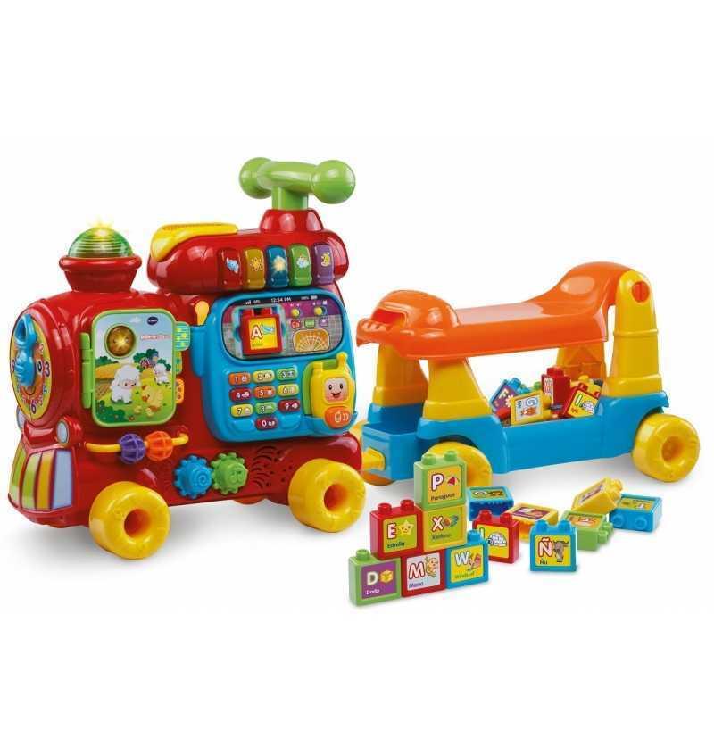 Comprar Correpasillos Maxi Tren 5 en 1