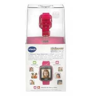 Kidizoom Smart Watch DX2 Frambuesa castellano