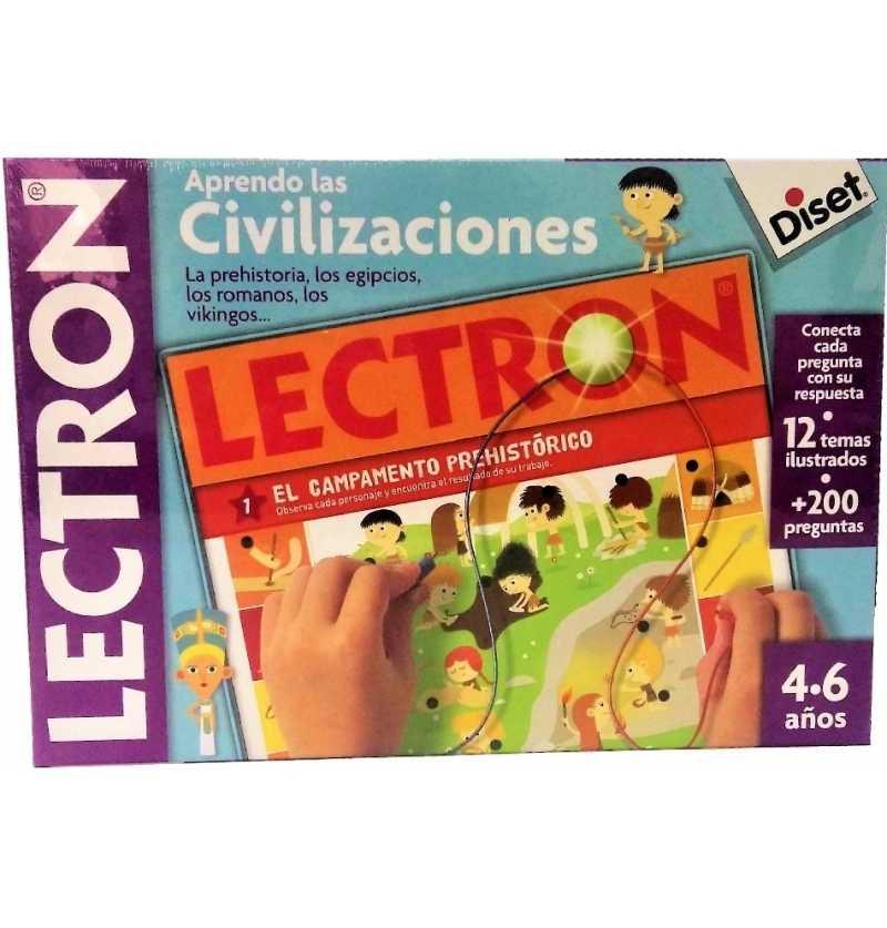 Lectron Aprendo las Civilizaciones