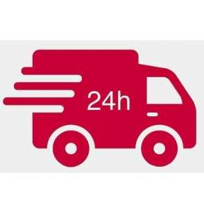 Transporte urgente 24 horas