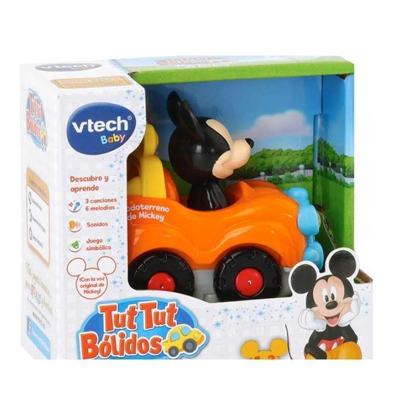 Tut Tut Bólidos de Mickey Todo Terreno