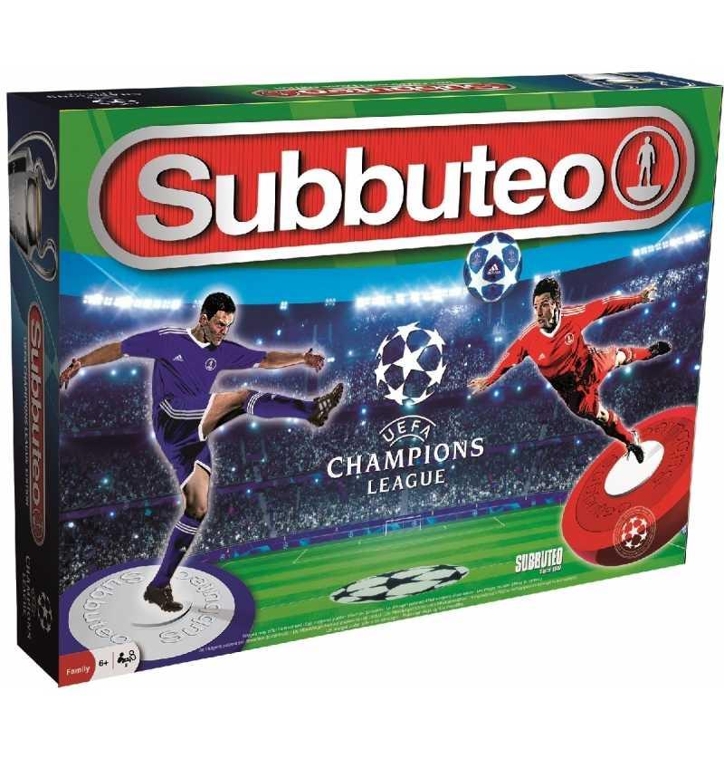 Comprar Juego de mesa Subbuteo Playset Champions League