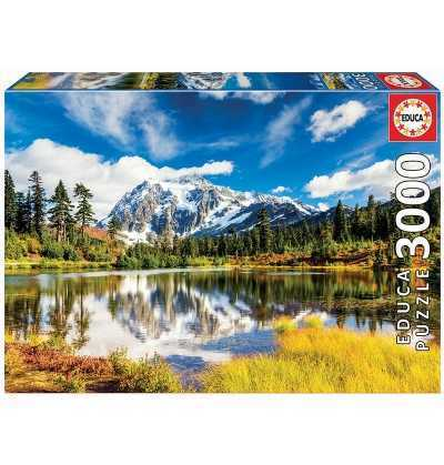 Puzzle 3000  Monte Shuksan, Washington