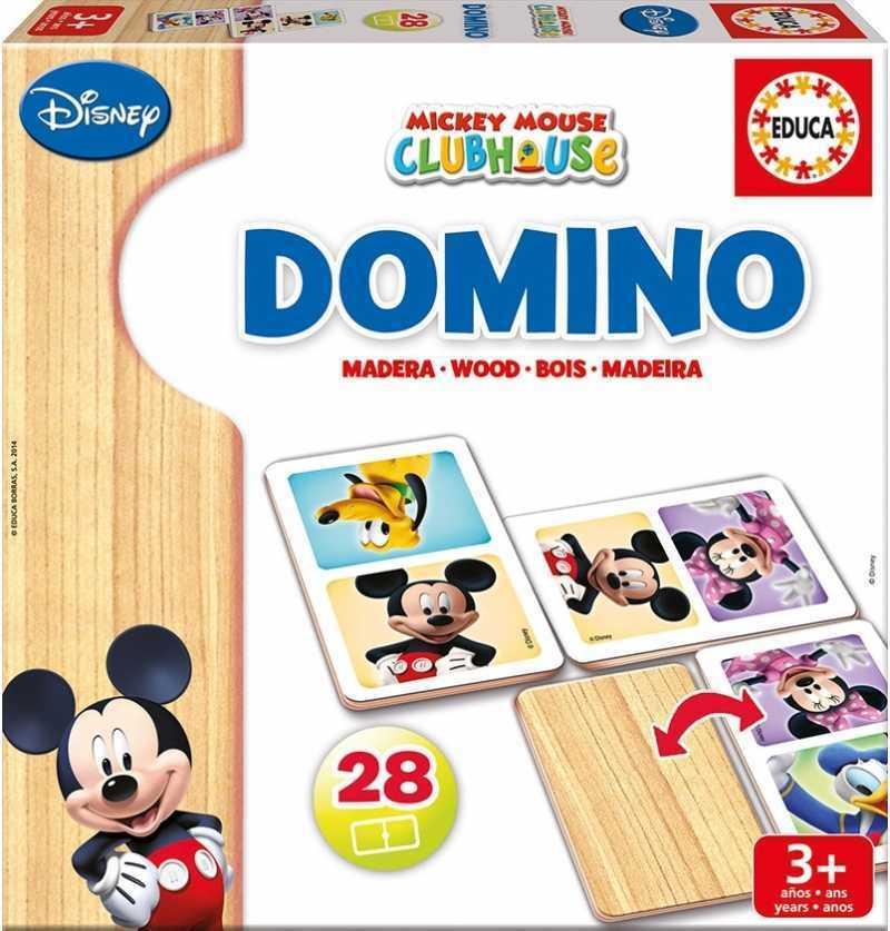 Domino Mickey Minnie