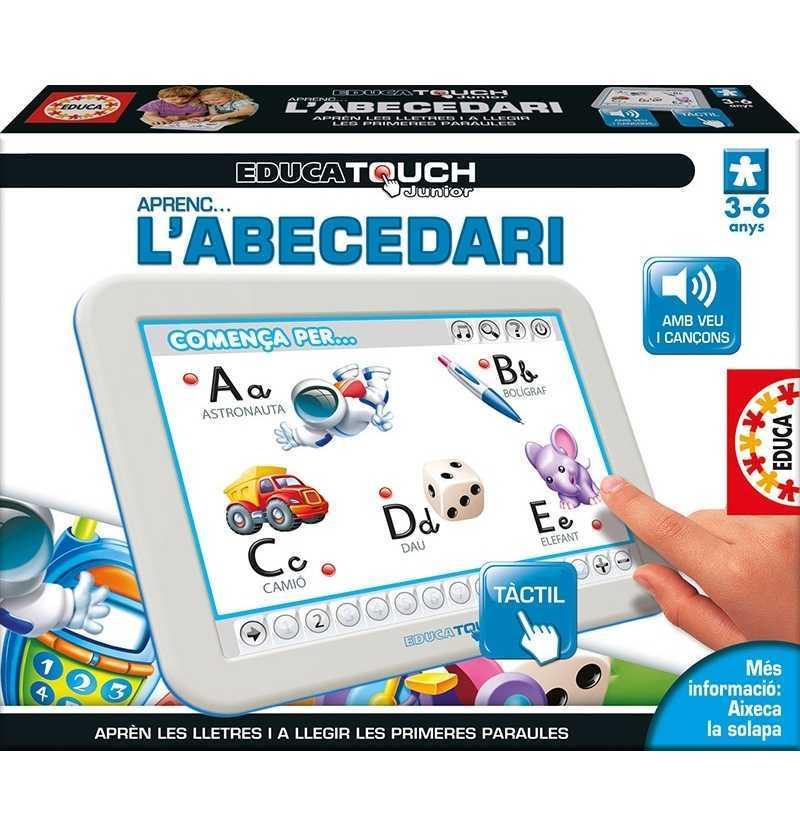 Touch Junior Abecedari (versión Catalan )