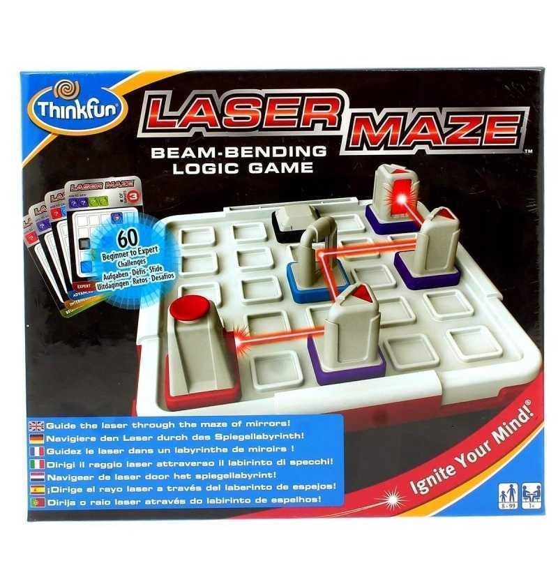 Laser Maze Castellano