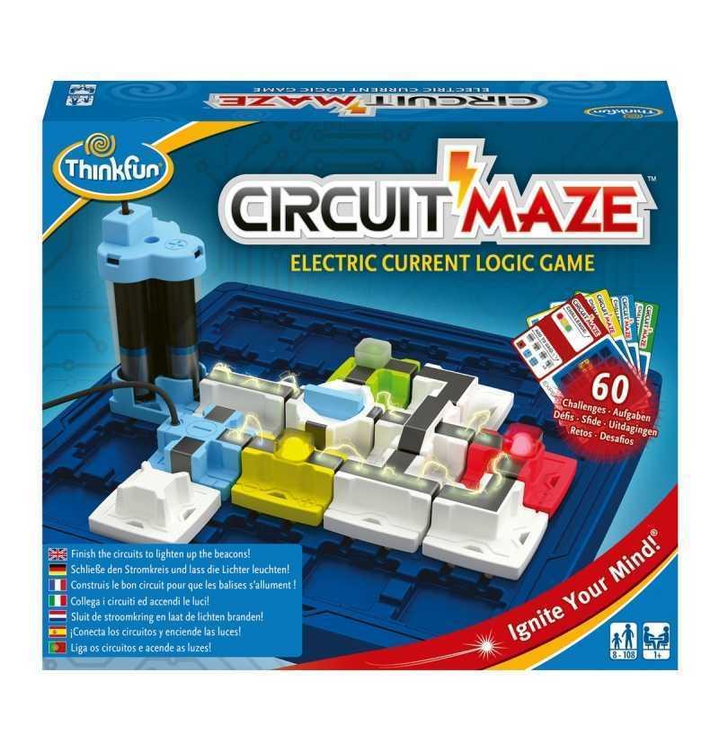 Circuit  Maze Castellano