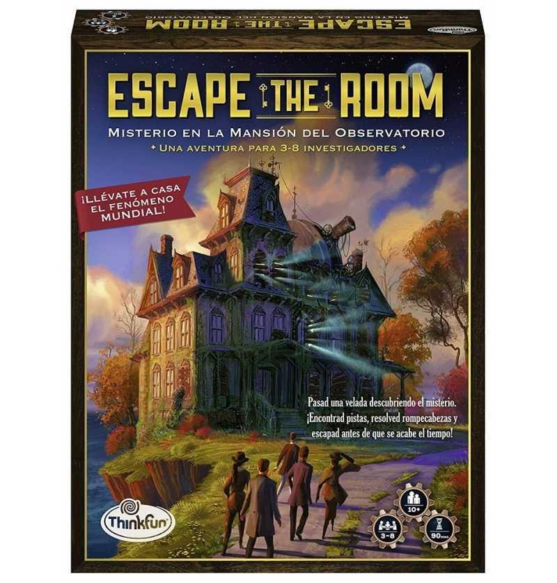 Comprar Juego de Mesa Escape The Room Misterio en la Mansión