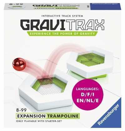 Gravitrax  Trampolín