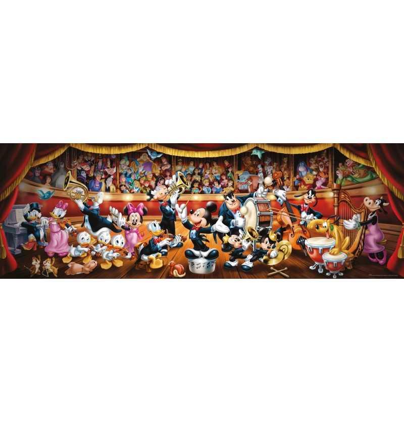 Comprar Puzzle 1000 Disney Orquesta Panoramico