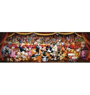 Puzzle 1000  Disney Orquesta  Panoramico