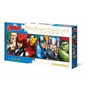 Puzzle 1000  piezas Los Vengadores Avengers