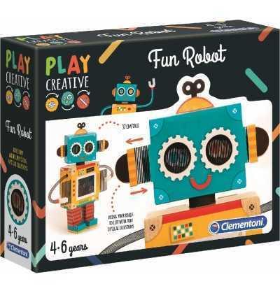 Crea y Construye tu propio Robot