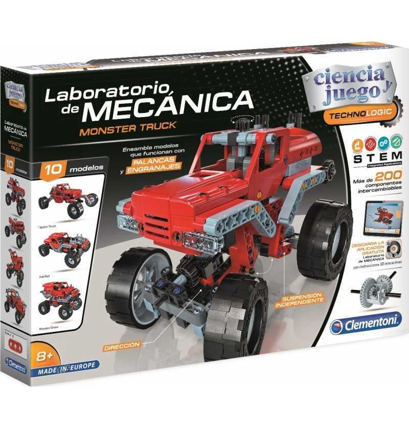 Laboratorio de Mecanica Monster Truck