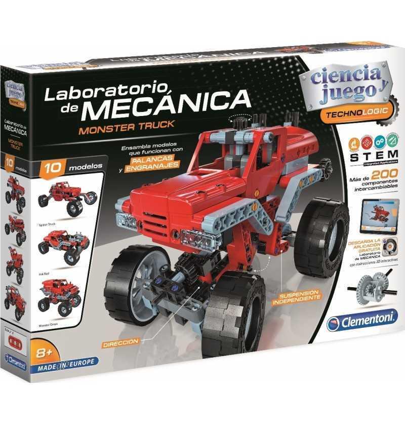 Comprar Laboratorio de Mecanica Monster Truck
