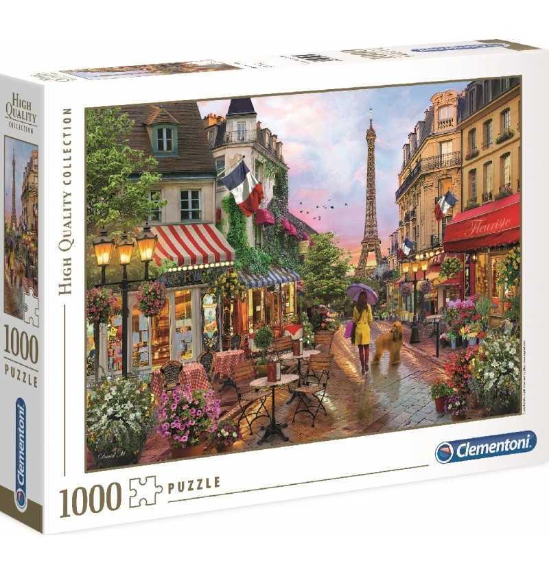 Puzzle 1000 Flores de París