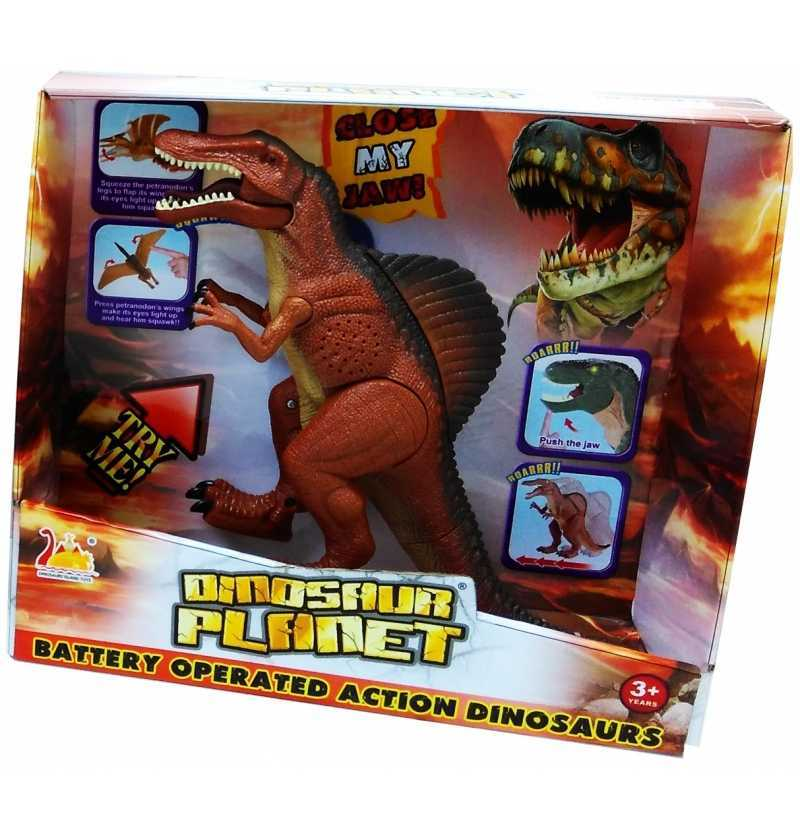 Comprar Dinosaurio Spinosaurus  camina