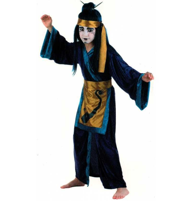 Disfraz Samurai Dragon ninja
