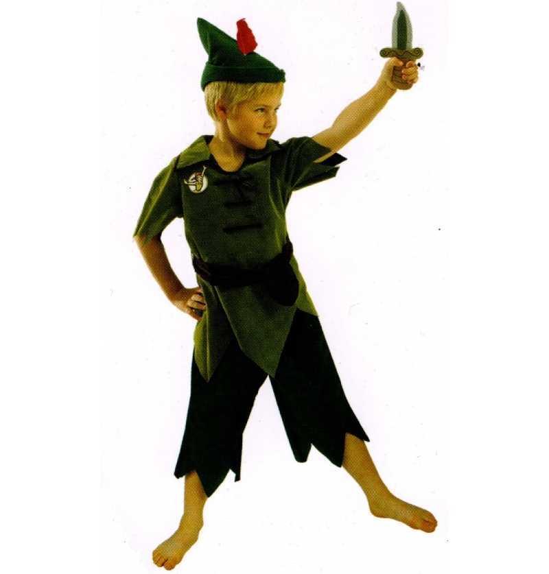 Comprar Disfraz Peter Pan Disney Infantil