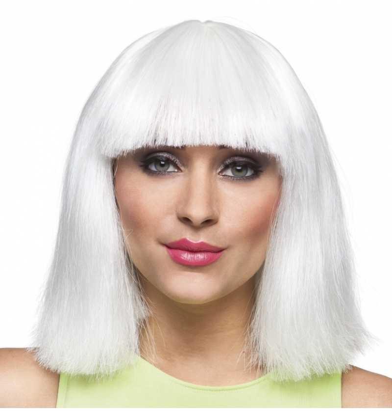 Comprar Peluca Blanca Adulto
