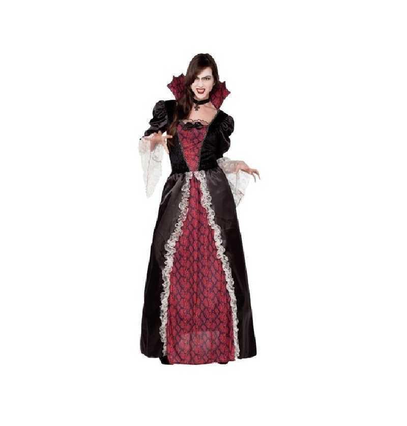 Disfraz Vampiresa Mujer Halloween