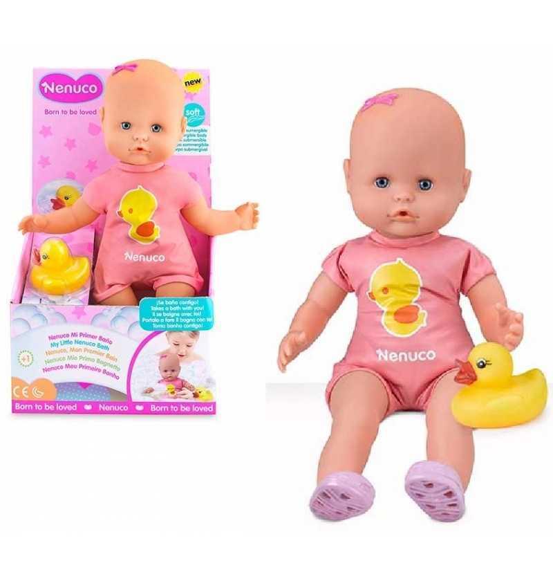 Comprar Muñeco Nenuco Mi Primer Baño
