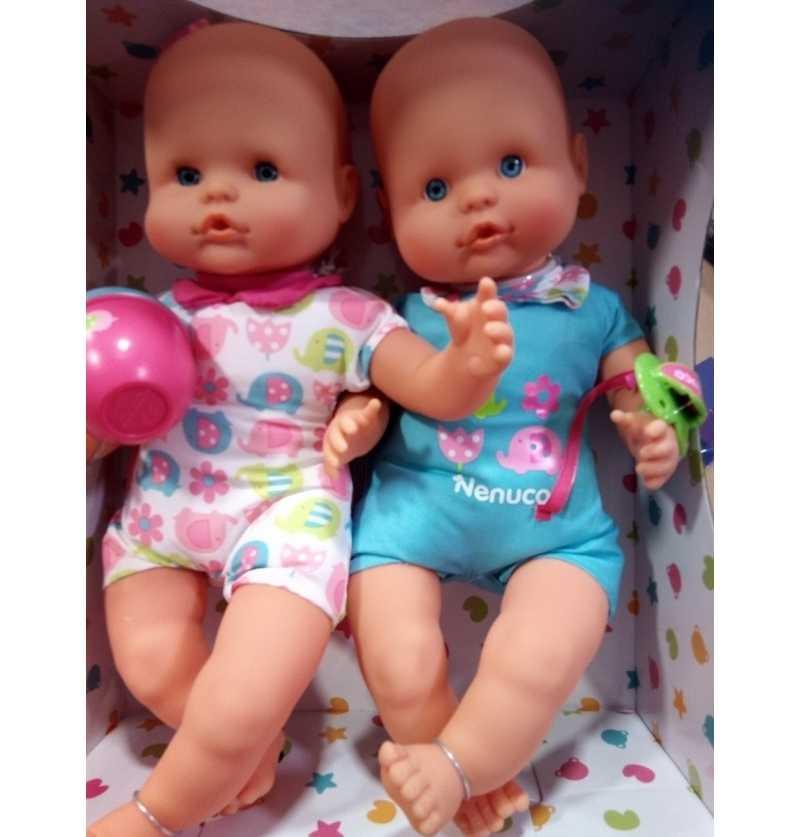 Comprar Muñeco Nenuco Hermanos Gemelos