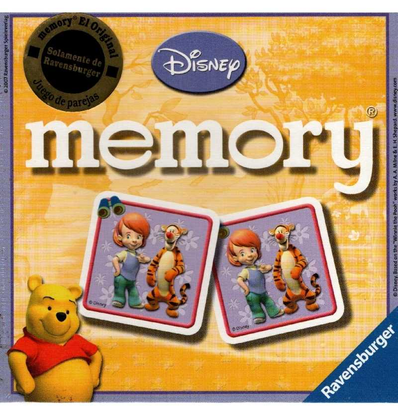 Memory Tigger & Pooh