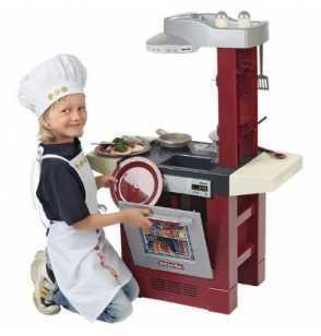 Comprar Cocina Infantil Miele Petit Gourmet Electronica roja