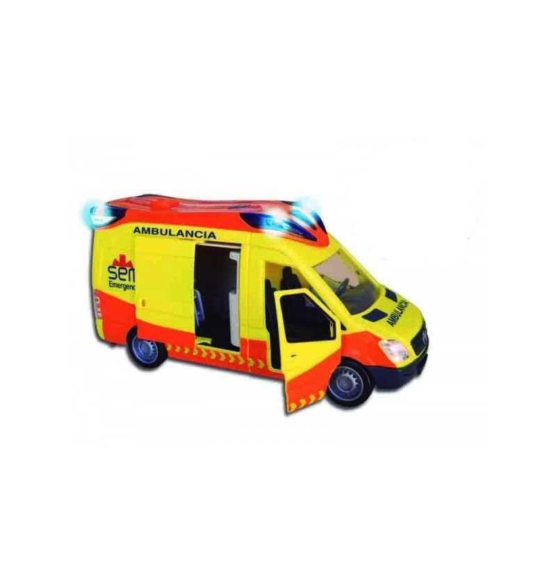 Comprar Ambulancia Sem Infantil