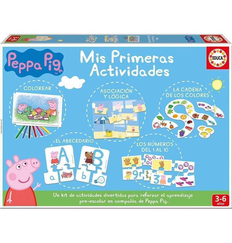 Comprar Peppa Pig Mis Primeras Actividades
