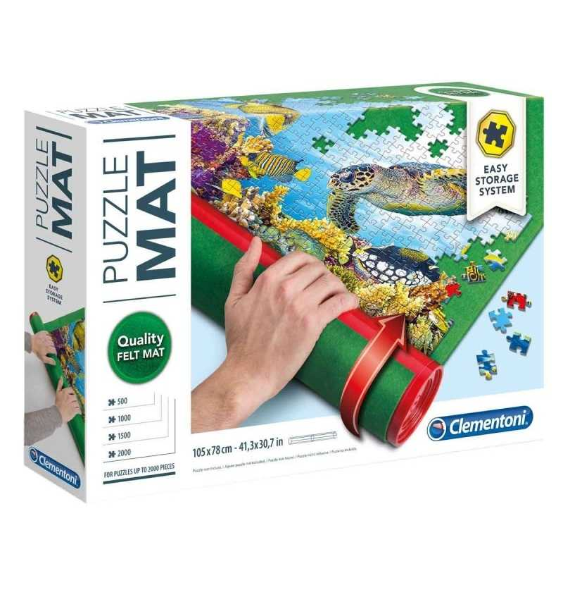 Comprar Tapete Puzzle Universal Puzzle Roll