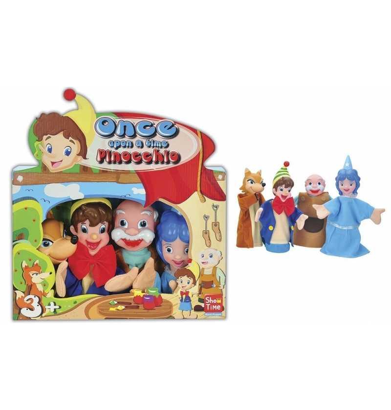 Comprar Marionetas de Mano Pinocho