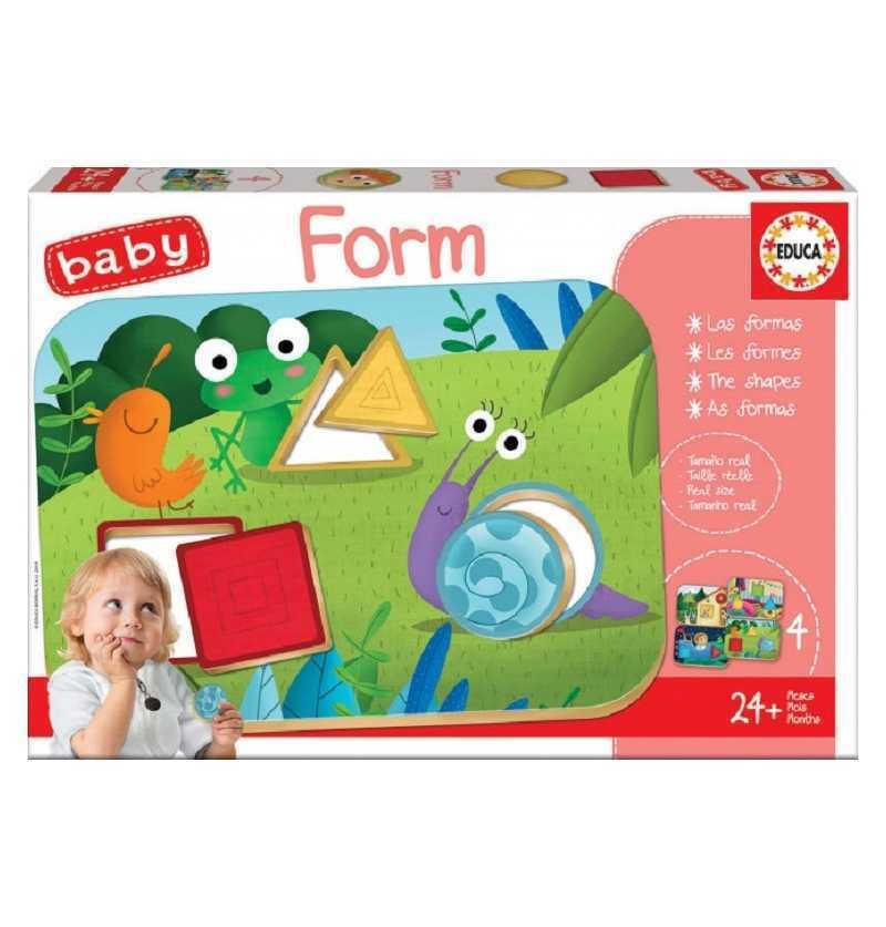 Comprar Baby Formas