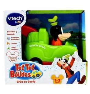 Comprar Tut Tut Bólidos de Mickey Goofy grúa
