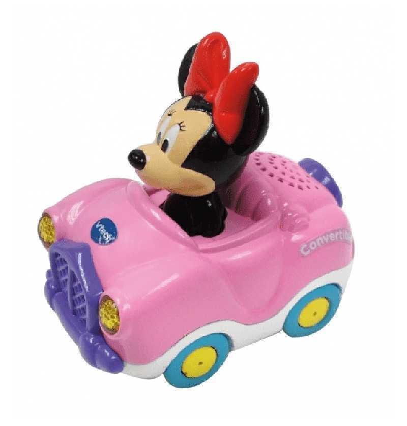 Comprar Tut Tut Bólidos descapotable de Minnie Disney