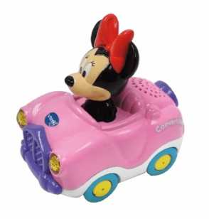 Comprar Tut Tut Bólidos descapotable de Minnie Disney