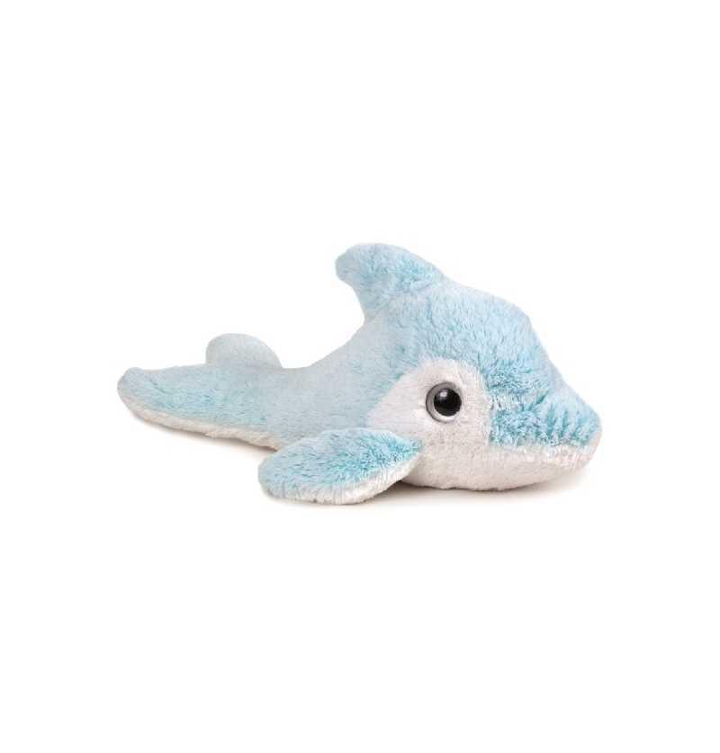 Comprar Peluches Animalitos Mar Ballenas Orcas Azul 21 cm.