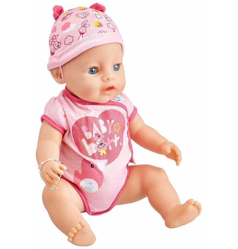 Comprar Baby Born Niña Ojos Azules Interactivo